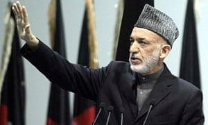 hamid karzai public stoning womens rights