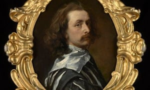 Anthony Van Dyck at the National Portrait Gallery