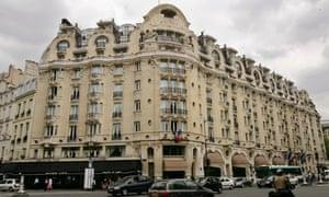 The Lutetia hotel