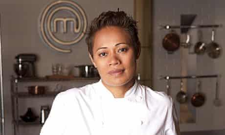 Masterchef: The Professionals Monica Galetti
