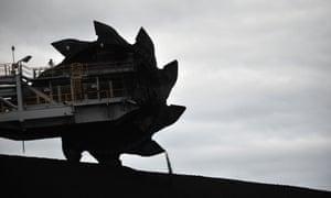 Newcastle coal loader