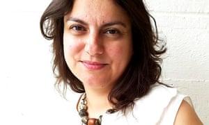 Purni Morell, artistic director of the Unicorn Theatre