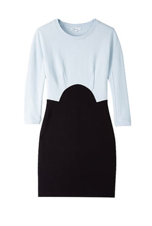 Party dresses: Carven at mywardrobe.com £228