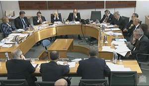 Treasury Committee, November 26th