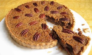Felicity Cloake's perfect pecan pie