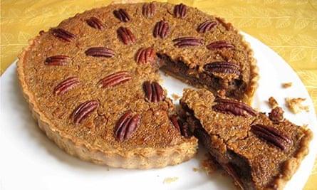Felicity Cloake's perfect pecan pie