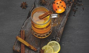 Food advent: hot toddies