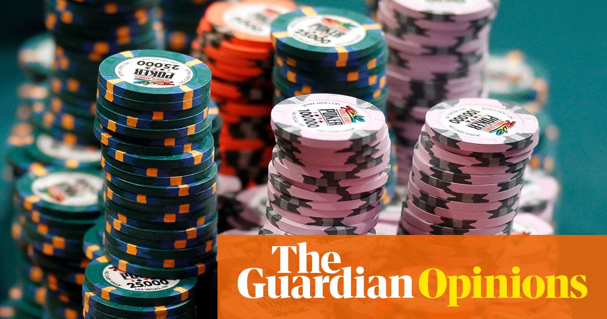 I\'m a professional poker player. Any questions? | Opinion | The Guardian