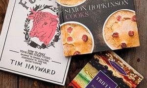 Food advent cookbooks