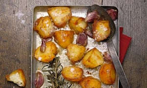 You don't need duck fat to cook the perfect roast potato.