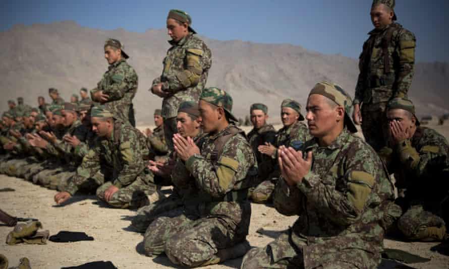 Agfhan army