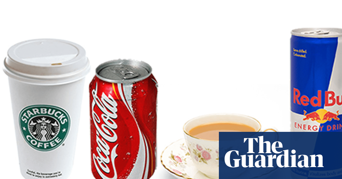 Caffeine Compared From Coke And Coffee To Aspirin And