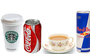 Caffeine compared: from coke and coffee to aspirin and chocolate