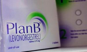 Plan B, a morning-after pill
