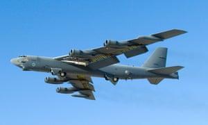 B-52 bomber China