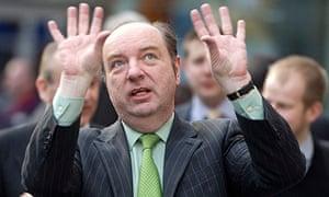 Norman Baker Lib Dem MP for Lewes