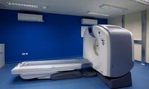 Digital autopsy centre in Sheffield