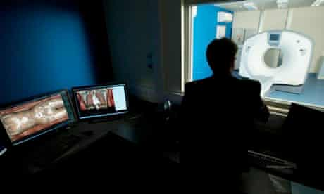 Digital autopsy centre in Sheffield