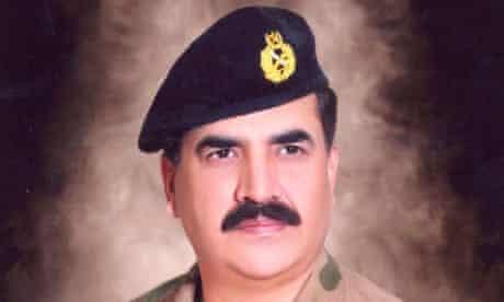 General Rahell Sharif