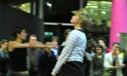 Yvonne Rainer Choreographing You, Hayward Gallery