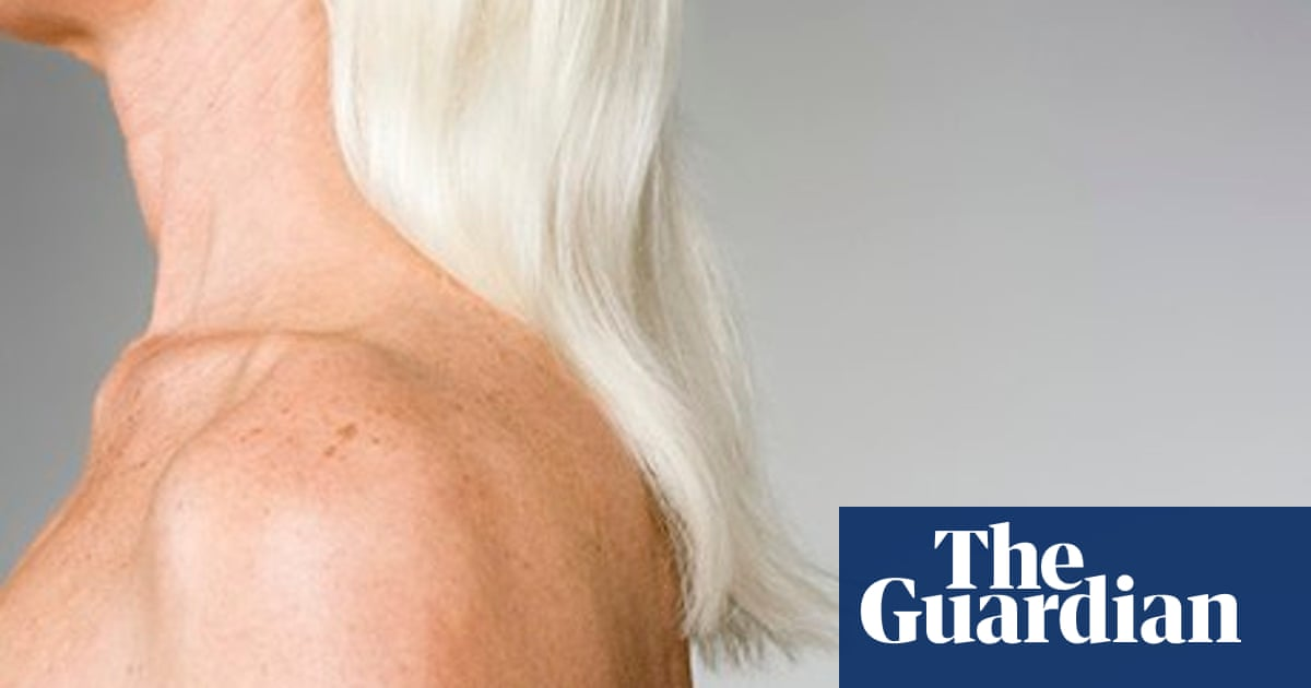 Naked women in their fifties