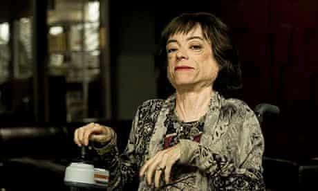 Liz Carr as Clarissa in Silent Witness