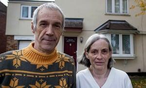 David & Janet Scriven