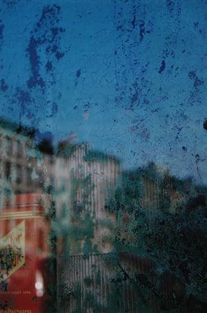 Saul Leiter: Window, New York, 1957