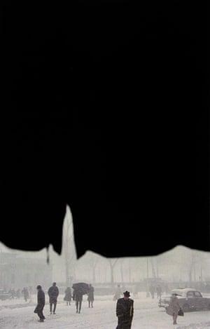 Saul Leiter: Canopy, 1958