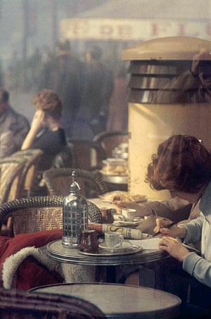 Saul Leiter: Paris, 1959