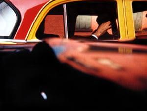 Saul Leiter: Saul Leiter Taxi, 1957