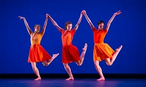 Mark Morris Dance Group: Crosswalk