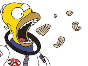 10 best: Deep Space Homer
