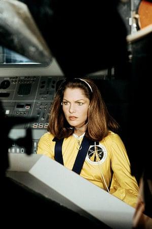 10 best: Holly Goodhead in Moonraker