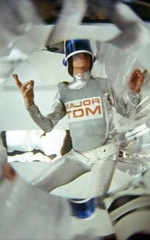 10 best: Major Tom, Space Oddity
