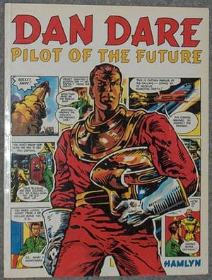 10 best: Dan Dare