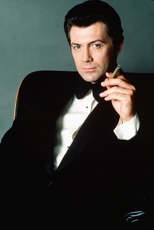Lewis Collins: He auditioned for the role of James Bond but was not liked by Albert R Broccoli