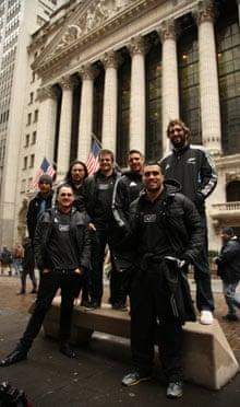 所有布莱克斯纽约证券交易所