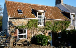 Cool Cottages:Channel Isl: Dower Cottage, Guernsey ext