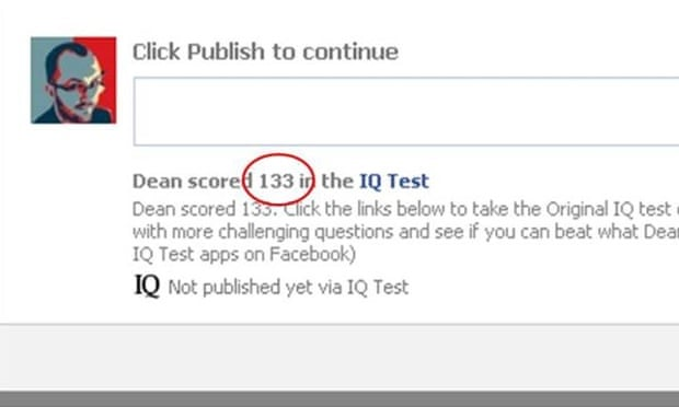 Online IQ tests are they valid Dean Burnett Science – Test of Genius Worksheet Answers