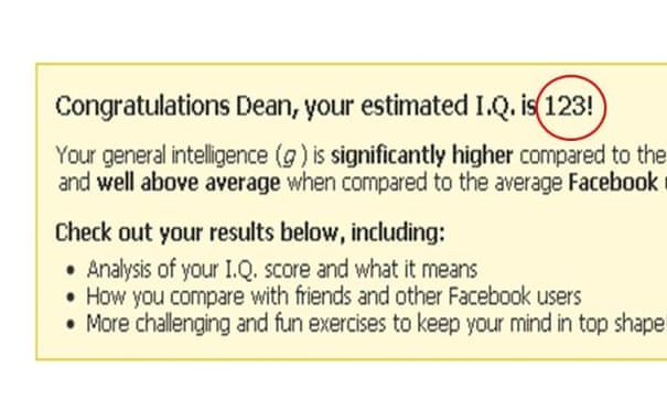 Online IQ tests: are they valid? | Dean Burnett | Science