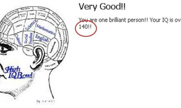 Online IQ tests: are they valid?   Dean Burnett   Science
