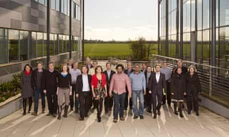 Tech startups in Cambridge