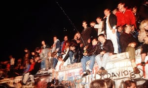Germany's Berlin wall became a symbol of an obsolete regime