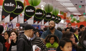 Instead of waiting for Black Friday, which is typically the year's biggest shopping day, more than a dozen major retailers opened on Thanksgiving day this year.