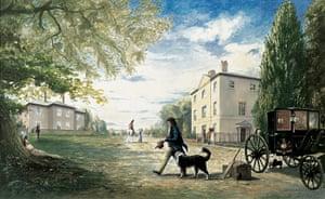Byron: Burgage Manor & Green