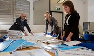 HS2 plans arrive at councils