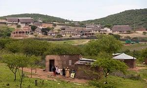 Jacob Zuma's Nkandla home 4/11/13
