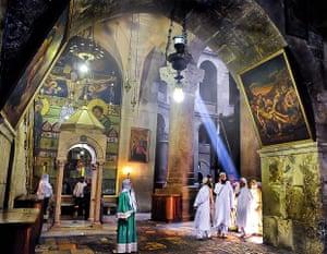 Sunlightgallery: Church, Jerusalem