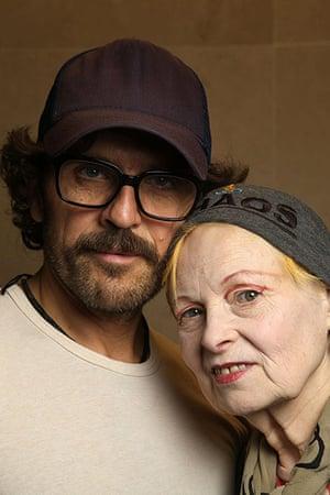 Vivienne Westwood: Vivienne Westwood with Andreas Kronthaler